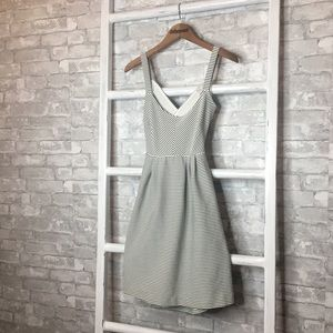 Anthropologie Postmark Rolo Crossback Dress - XS